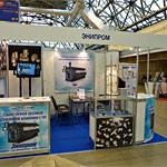 Компания Энипром приняла участие в выставке «Металлообработка-2014»