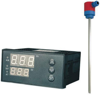 Цифровой терморегулятор и датчик температуры