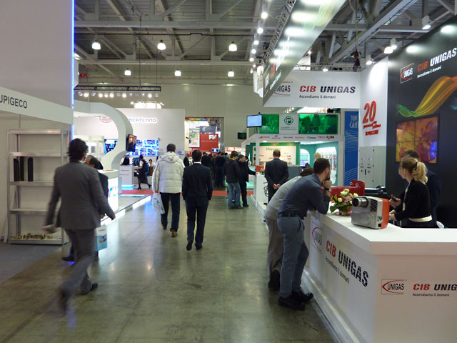 Компания Энипром приняла участие в выставке «Aqua-Therm Moscow 2015»