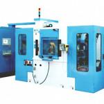 Двухкоординатный агрегатный станок с ЧПУ модели BB05: TRO 6S-5U ISO40 CN-EL
