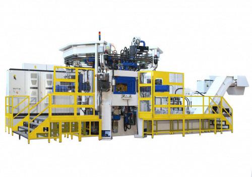 Трехкоординатный агрегатный станок с ЧПУ модели BB07: TRV 10S-23U ISO50 CN-EL