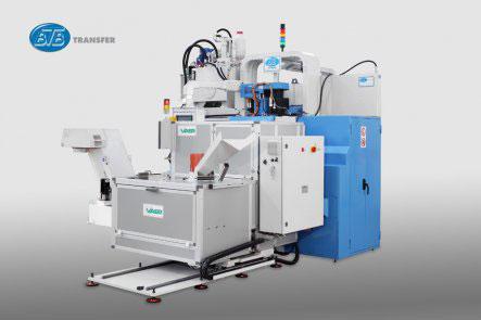 Трехкоординатный агрегатный станок с ЧПУ модели BB09: TRV 8S-18U ISO30 CN-EL