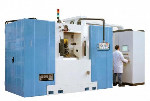 Двухкоординатный агрегатный станок с ЧПУ модели BB11: TRO 10S-12U HSK63 CN –EL