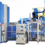 Двухкоординатный агрегатный станок с ЧПУ модели BB40: TRO 8S-17U ISO40 CNEL